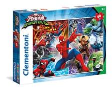 Pussel Spiderman, 60 bitar, Clementoni