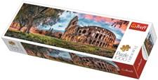 Panorama-puslespill, Colosseum, 1000 brikker, Trefl