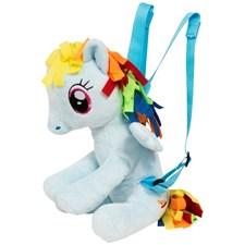 Rainbow Dash Character Plush Ryggsäck, My LittlePony