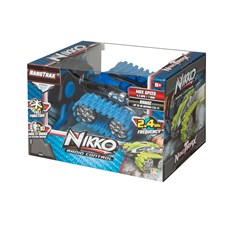 NanoTrax, Blå, Nikko