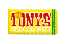 Tony´s Choklad Milk Chocolate Nougat 180 g