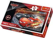 Pussel 60 bitar, Disney Cars 3