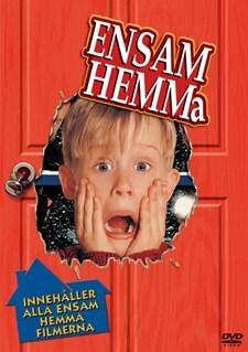 Ensam Hemma - Samlingsbox (4-disc)