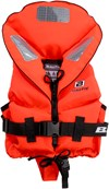 Räddningsväst Pro Sailor 30-40kg, Orange, Baltic