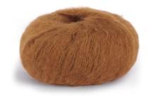 Dale Garn Erle Silk Mohair Mix 50 g Kanel 2846