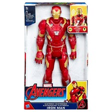 Titan Hero Electronic Iron Man, 30 cm, The Avengers