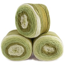 Kartopu Jersey Wool Mix Garn 200g 3-pack H1656