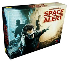 Space Alert, Strategispel (EN)