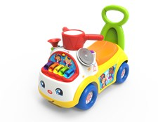 Rideon Music Parade, Sparkbil, Fisher-Price