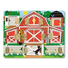 Hide & Seek Farm, Melissa & Doug