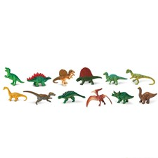 Dinosaurier, 12-pack