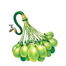 Snabbfyllda Vattenballonger