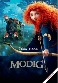 Disney Pixar Klassiker 13 - Modig