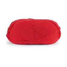 Dale Garn Baby Ull 50 g Röd 4018