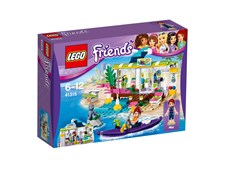 Heartlaken surffikauppa, LEGO Friends (41315)
