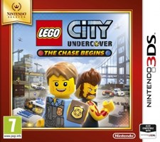 LEGO City Undercover - The Chase Begins Selects