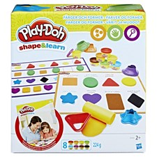 Playdoh Colors And Shapes, Play-Doh