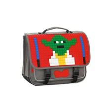 Väska med datorfack, Röd, Eggmania World