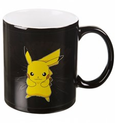 Pokémon Lämpöherkkä Muki Pikachu