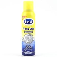 Scholl Fresh Step Antiperspirant 150ml