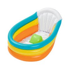 Uppblåsbart babybadkar, 0-2 år, Bestway