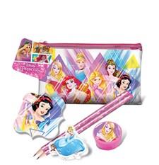 Fyllt transparent pennskrin, Disney Princess