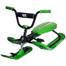 Stiga Snowracer, kjelke, SX Color Pro, Green