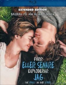 Förr eller senare exploderar jag: Extended cut (Blu-ray)