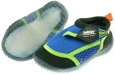 UV-sko blå, str 24-25, Swimpy