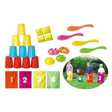 Summertime Party Game Set