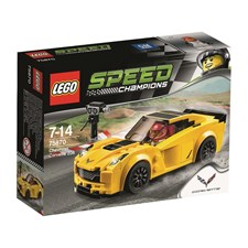 Chevrolet Corvette Z06, Lego Speed Champions (75870)