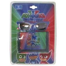 Solglasögon + plånbok, Pyjamashjältarna
