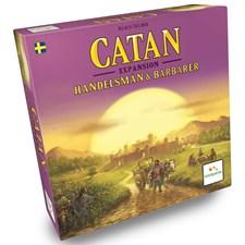Catan: Handelsmän och Barbarer (SE)
