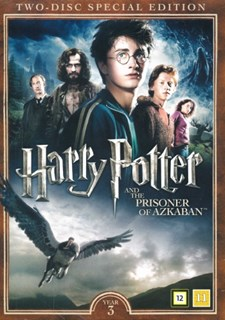 Harry Potter 3: Fången Från Azkaban + Documentary (2-disc)