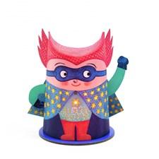 Mini nattlampa, Mister Super, Djeco