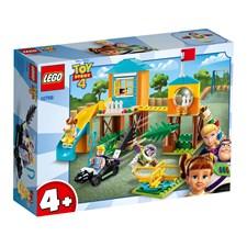 Buzz & Bo Peeps lekplatsäventyr, LEGO 4+ (10768)