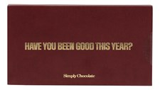 Simply Chocolate Chokladask 12-bitar Have You Been Good This Year 120 g