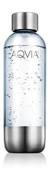 Aqvia Pet Flaska 1 L Stål
