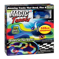 Starter kit, Magic Tracks