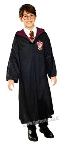 Harry Potters rock, svart, 128-140 cl
