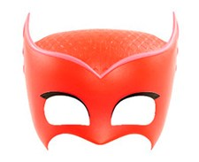 Mask, Ugglis, Pyjamashjältarna