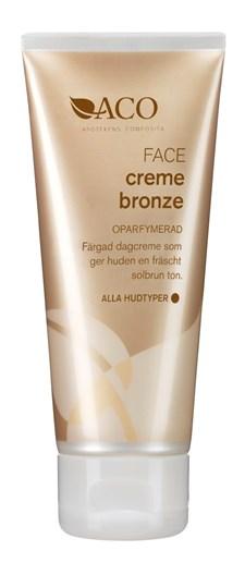 ACO Dagkräm Face Bronze Creme Oparfymerad