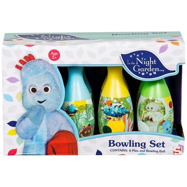 Bowling Set, I Drömmarnas Trädgård