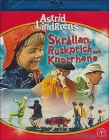 Skrållan, Ruskprick och Knorrhane (Blu-ray)
