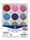Lasihelmet 12 väriä