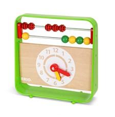 Kuleramme med klokke, Brio (30447)