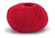 Knit At Home Superfine Baby Merino Ullgarn 50 g Rød 208