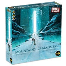 Mountains of Madness, Strategispel (EN)