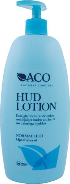 ACO Bodylotion utan parfym