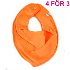 Scarf Bib Orange, Pippi